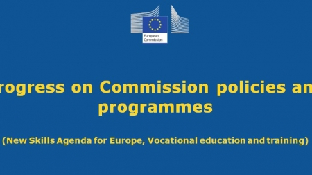 Progress on Commission policies and programmes