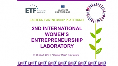 Women's Entrepreneurship In The Eastern Partnership