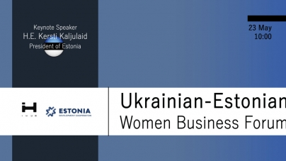 Ukrainian-Estonian Women Business Forum